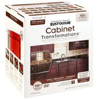 RUST-OLEUM 258240 Small Cabinet Coating System, Clear