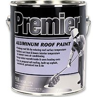 PAINT ALUMINUM ROOF NONFBR .9G