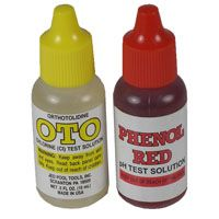 POOL TEST KIT 2 WAY REFILL AQU