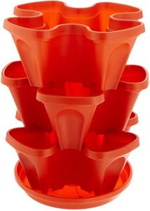 Mr.Stacky 3 pcs pot set