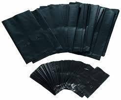 Agri black bags 5x6