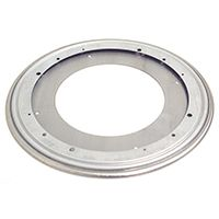 TURNTABLE LAZY SUSAN MTL 12IN