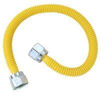 GAS CONNECTOR 1/2IDX5/8ODFLX46
