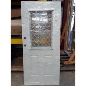 Steel Deluxe French Door