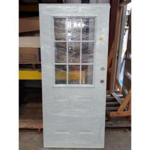 Steel French Door Lite