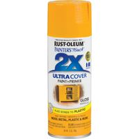 PAINT SPRAY GLO MARIGOLD 12OZ