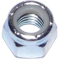LOCKNUT HEX ZN NYL 3/8-16