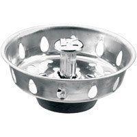 STRAINER BASKET SINK SS