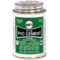 PVC CEMENT HEAVY BODY 4OZ