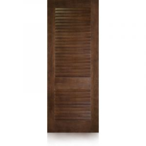 Plantation Louver Door Meranti