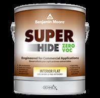 SUPERHIDE ZERO FLAT-BASE 2