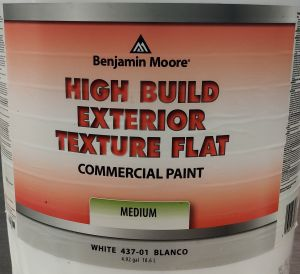 TEXTURE EXT MED PAINT 5G