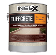 CONCRETE STAIN -LIGHT GRAY