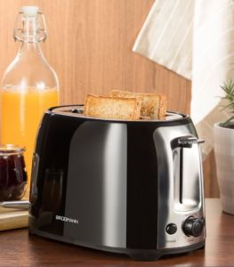 Toaster 6 Setting/ 3 Function