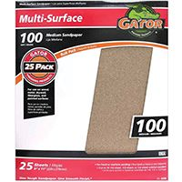 SANDPAPER AL OX 9X11IN 100GRT