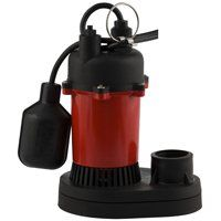 SUMP PUMP TETGERED FLOAT 1/4HP