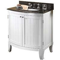 BATHROOM VANITY WHITE 30X33