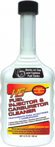 FUEL INJECTOR CLEANER 12/12oz
