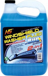 WINDSHIELD WASHER FLUID CONC 6