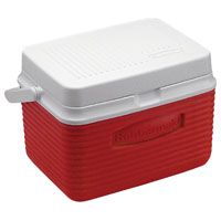 COOLER CLASSIC VICTRY RED 5 QT