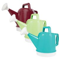 Bloem Watering Can, 17-1/2 in W x 12.38 in H, Bright