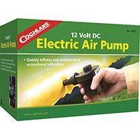 PUMP AIR ELECT 12V DC 64F CORD