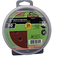 GATOR 5IN 8HOLE HLOOP 80#