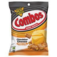 Combos CCPC12 Baked Snacks, 6.3 oz