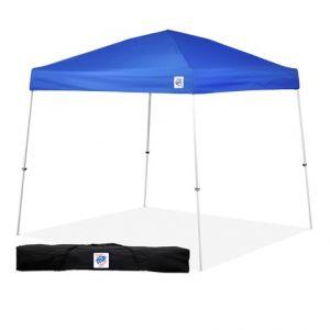 EZ-UP Vista Shelter Tent 10'x10', Royal Blue