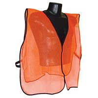 VEST SAFETY NONRATED MESH ORG