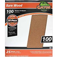 SANDPAPER AL OX 9X11IN 100GRIT