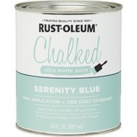 PAINT CHALKED SERENITYBLU 30OZ