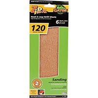 Gator 7245 Refill Sanding Sheet, 120-Grit, Fine, Aluminum Oxide