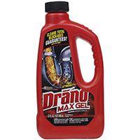 DRAIN OPENER DRANO MAX GEL 32