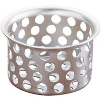 STRAINER BASKET SINK 1-1/2