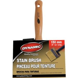 6x1-1/4 Thick Stain Brush