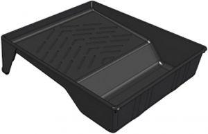 2QT  Plastic Paint Tray Black