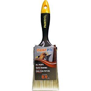 4IN Flat Polyester Brush