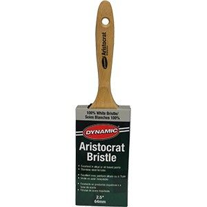 2-1/2 Aristocrat Flat Bristle Brush