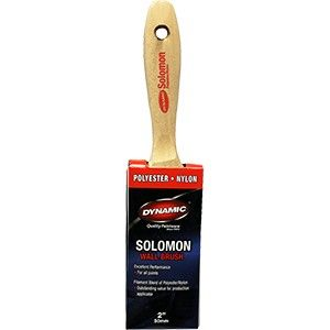 2'' Solo Flat Beavertail Brush
