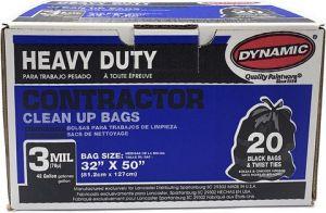 42 Gal HD Contractor Trash Bag