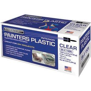 9' x 150' High Density Plastic