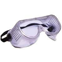 GOGGLE SAFETY PLASTIC W/VENT