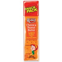 CRACKER PEANUT BUTTER KEEBLER