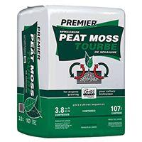Premier 0082P Peat Moss, 3.8 cu-ft Bale
