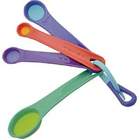 SPOON MEASURING SET 4PC