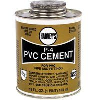 PVC CEMENT REGULAR 16OZ