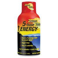 5-hour ENERGY 418127 Regular Strength Sugar-Free Energy Drink, 1.93 oz Bottle
