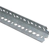 STEEL SLOT ANGLE 14GA 1-1/2X60