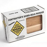 8 CONTRACTOR SHIMS (56PC)